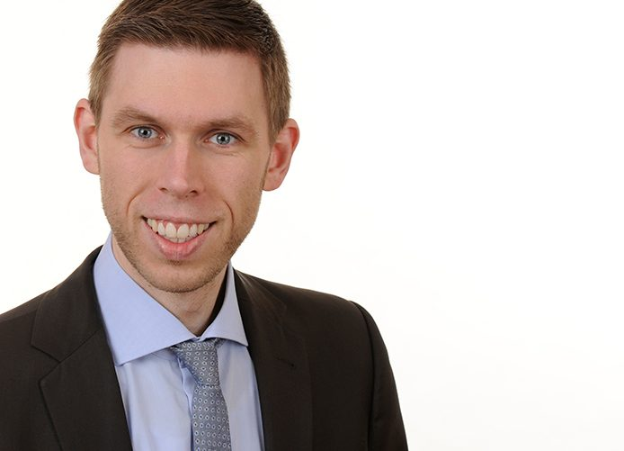 Portrait Prof. Markus Niemann